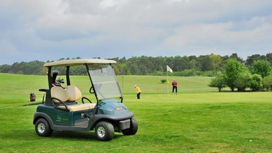 Fleet Management for Golf Carts