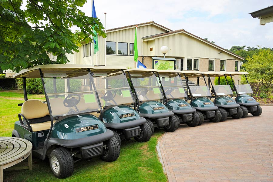 Handicart – Fleet management system for 700 golf carts
