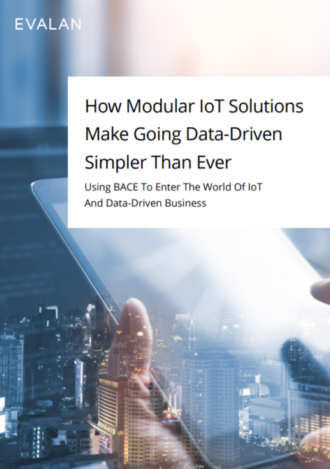 How modular IoT systems make going data-driven simpler than ever